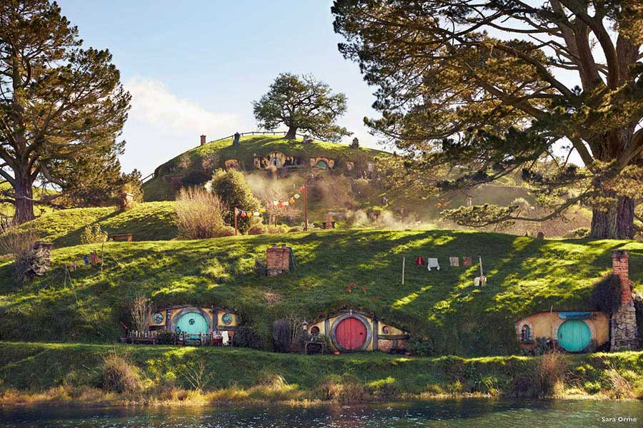 LOTR Locations you Can't Miss in New Zealand