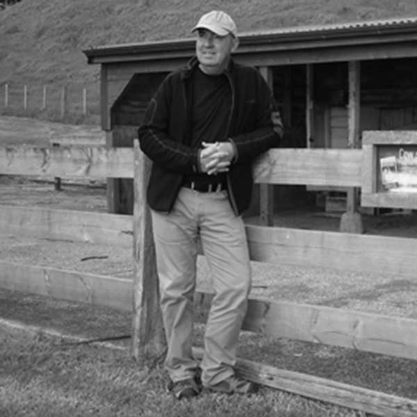 Colin Binsted, New Zealand Guide