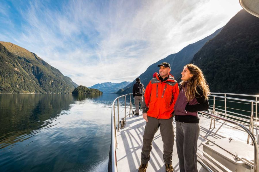 14 Day New Zealand Luxury Guided Tour