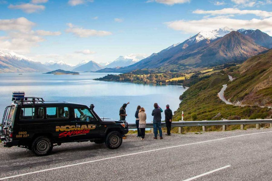 10 Day South Island Guided Tour