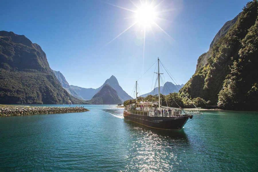 07 Day Escorted Tours South Island New Zealand