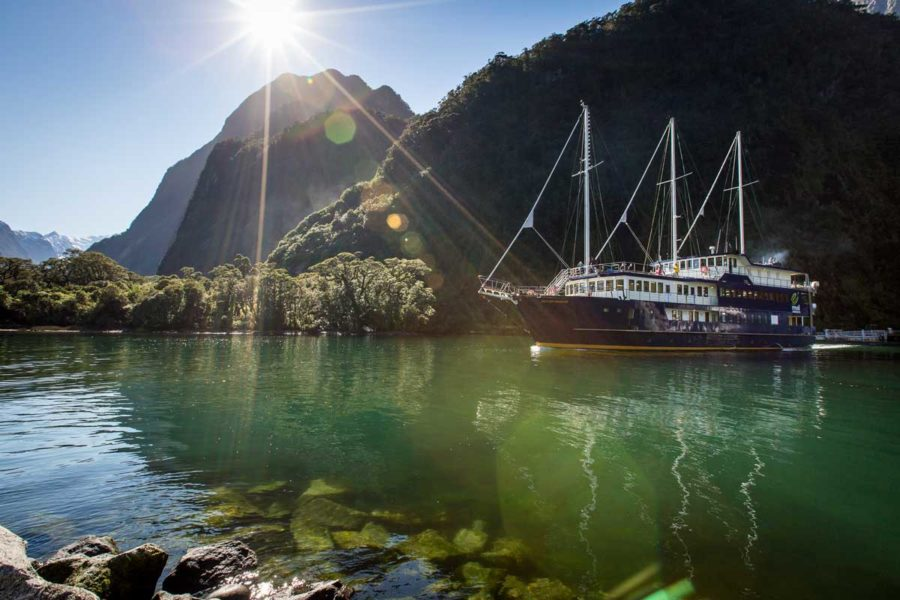 10 Day Iconic New Zealand Guided Tour