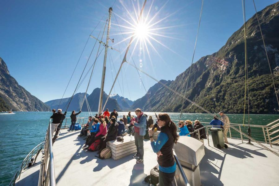 07 Day South Island  Family Guided Tour