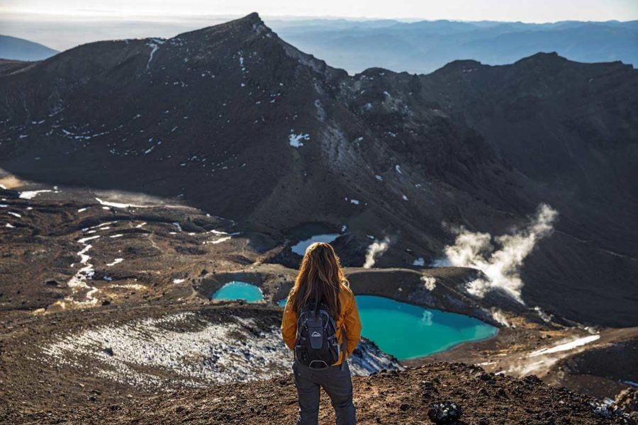 30 Day New Zealand Guided Tour